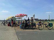 grillen auf dem Tempelhofer Feld