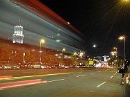Nachts in den Strassen von Berlin