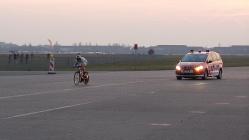 Radeln auf dem Tempelhofer Feld