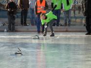 Bügeleisen-Curling