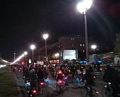 Critical Mass Berlin - April 2016