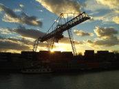 Koblenzer Hafen