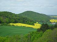 Blick zur Mühlburg
