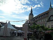 Marktplatz Rosswein