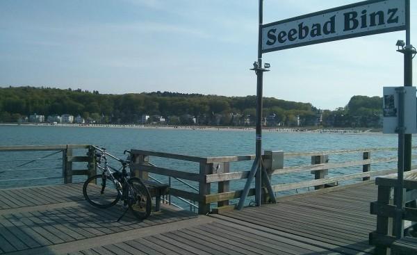 Seebrücke in Binz